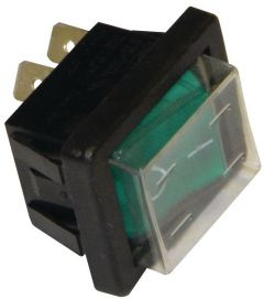 Holmes N00495 Green On/Off Switch