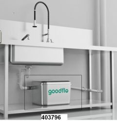 Goodflo G-Bag™ Grease Trap System Gf-Gtl3