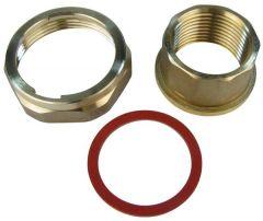Midland Brass Standard Pump Union 1