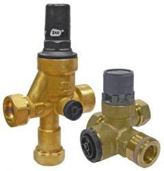 Advanced Water Mk2 2-Piece Multi-Bloc 22Mm 3.5/6Bar