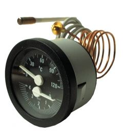 Vaillant 101558 Thermo-Manometer