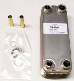 Vaillant 065053 Domestic Hot Water Heat Exchanger
