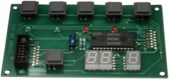 Broag S54802 Pcb Display Board