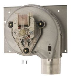 Worcester 87161207380 Fan & Mount Plate Assembly
