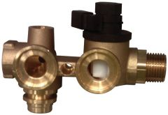 Heatline 3003200018 Flow Sensor Housing