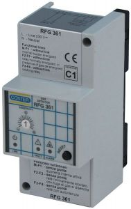 Coster 361 Gas Detector 1 Remote Sensor
