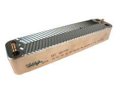 Worcester 87161082120 Heat Exchanger 20 Plates