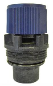 Advanced Water Rubber Seat Pressure Relief Expansion Cartridge 6Bar Blue