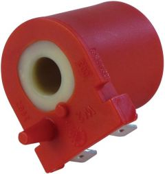 Honeywell 45900406-003U Solenoid Red 240V