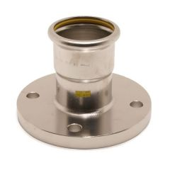 Pegler Yorkshire Xpress Ssg1fmf Composite Gas Flange 76Mm Stainless Steel