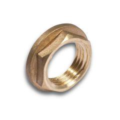 Comap Brass Flanged Backnut 1.1/2
