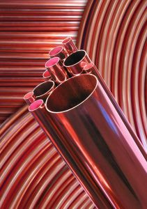 Lawton Tube Copper Tube 15Mm X 1M