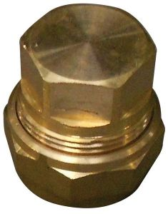 Pegler Yorkshire Prestex 37 Stop End 22Mm