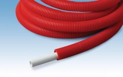 Wavin Hep2o Pipe In Pipe 15Mm X 50M Red