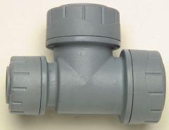 Polypipe Polyplumb Pb1415 Reducing Tee 15 X 10 X 15Mm