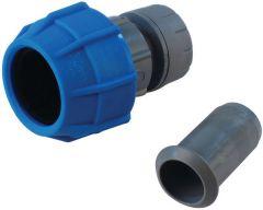Polypipe Polyplumb Pb423222 Adaptor 22 X 32Mm