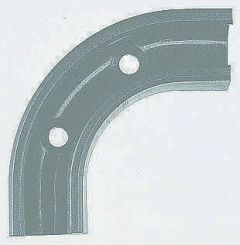 Jg Speedfit Flow Bend Tube Clip 10Mm