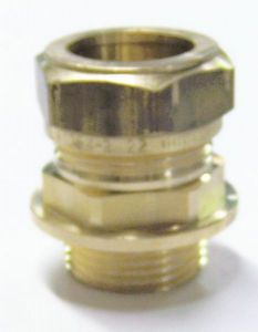 Pegler Yorkshire Kuterlite K611p Male Coupling 22Mm X 3/4