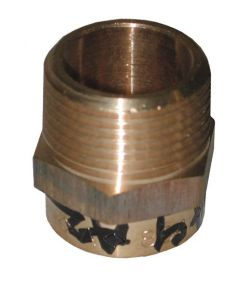 Pegler Yorkshire Kuterlite K611 Male Coupling 22Mm X 1