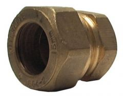 Pegler Yorkshire Kuterlite K651 Stop End 15Mm
