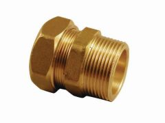 Pegler Yorkshire Kuterlite K911 Male Coupling 15Mm X 3/8