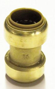 Pegler Yorkshire Tectite Classic T1 Straight Coupling 22Mm