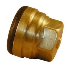 Pegler Yorkshire Tectite Pro Tx61 Stop End 15Mm