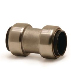 Pegler Yorkshire Tectite 316 Ts1 Straight Coupling 15Mm