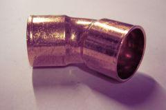 Pegler Yorkshire Endex N21 45Deg Obtuse Elbow 22Mm
