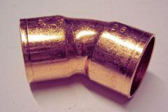 Pegler Yorkshire Endex N21 45Deg Obtuse Elbow 28 Mm