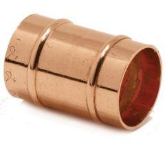 Center Cb Integral Solder Ring Straight Slip Coupling 15Mm