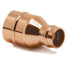 Center Cb Integral Solder Ring Reducing Coupling 28 X 22Mm