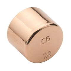 Center Cb End-Feed Stop End 8Mm