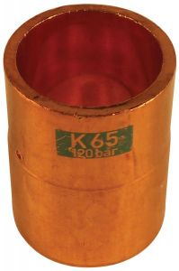 Conex K65 K65 Male X Female Copper X Copper Reducer 1.3/8 X 1.1/8