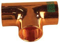 Conex K65 K65 Copper X Copper Equal Tee 3/8