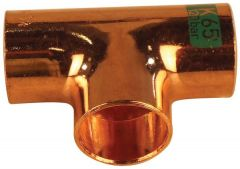 Conex K65 K65 Copper X Copper Equal Tee 1/2