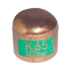 Conex K65 Copper X Copper End Cap 2.1/8''