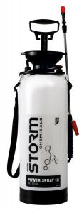 Aspen Pumps Storm Power Spray Pressure Sprayer 10Ltr