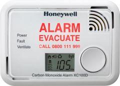 Honeywell Xc100d-En-A Co Alarm 10Yr