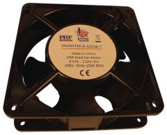 Ph Axial Fan Motor 120X120x38 Ball/Term