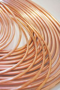 Lt Copper Tube 1/4 Od 22Swg 6M Coil