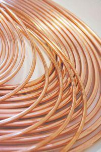 Lt Copper Tube 5/8 Od 20Swg 6M Coil