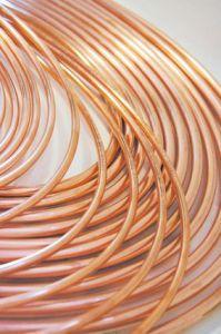 Lt Copper Tube 3/8 Od 21Swg 30M Coil