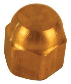 Refcom Flare Cap Nut 5/16 N5-5