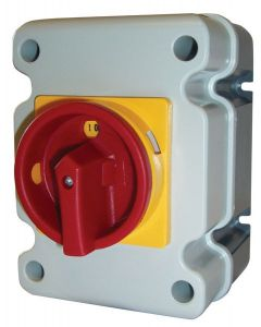 Aspen Xtra (2) Isolator 20 Amp 4 Pole