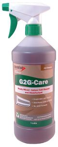 Pump House G2g-Care Pre-Mixed Liquid Coil Cleaner And Disinfectant 1Ltr