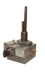 Andrews C966 Gas Control Valve White