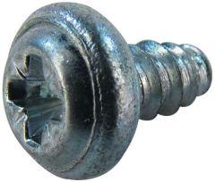 Worcester 87161066220 Serrated Screw M4 X 7