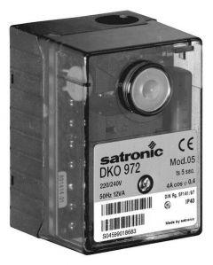 Worcester Satronic Oil Burner Safety Control (Dko972)
