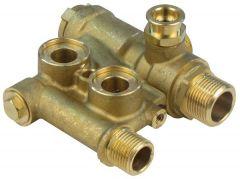 Ariston 65105063 Pressure Gauge
